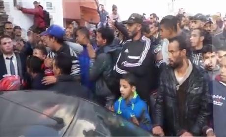 قائد بالدار البيضاء موقوف يعتصم داخل مقاطعة ويؤكد:لن أرحل إلا بقرار ملكي