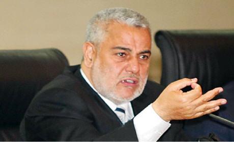 عبد الاله بنكيران رئيس الحكومة… ما وقعَ في ملعب مولاي عبد الله لا يُخفينا وليس كارثة وطنية
