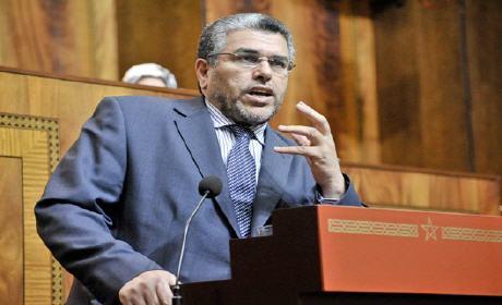 الرميد وزير العدل لـ نواب الإستقلال: مُسكتم من اليد والجهة التي توجعكم وأُوصيهم بالذهاب إلى الحمام من أجل تنقية الذات الحزبية من الفساد