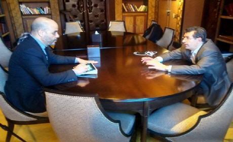 عبد المالك أبرون: أنا رجل عصامي وولد الشعب ومصدر ثروتي هو التجارة وليس شيئا آخر