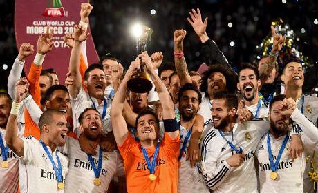 كأس العالم للاندية:  مدريد يحرز اللقب الرابع في عام 2014