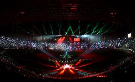 حفل افتتاح كأس العالم للأندية بالنشيد الوطني (الصور)