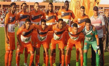 المغرب التطواني يفوز على نهضة بركان  » بهدفين لواحد  » و البركانيون الهزيمة الثانية لها منذ انطلاق البطولة الوطنية الاحترافية لكرة القدم