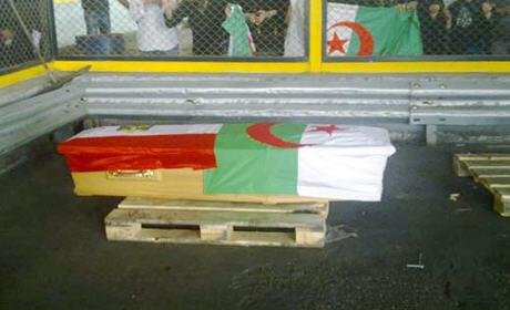 وفاة جزائري داخل قنصلية بلاده بوجدة