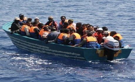 6 قتلى على إثرغرق للهجرة السرية قرب ميناء الناظور