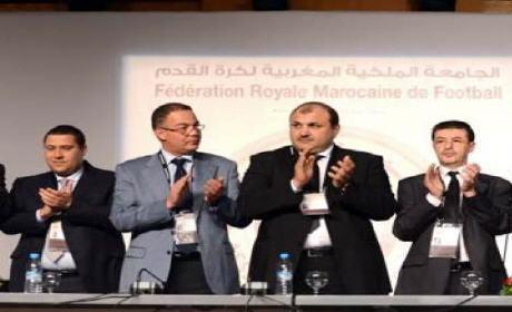 """عبد المالك أبرون رئيس المغرب التطواني يُطالب 'فوزي لقجع ' بابعاد 'الحُكام الفاشلين""""'"""