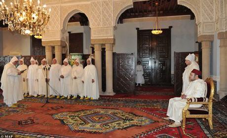 الملك محمد السادس يعين 3 ولاة و13 عاملا جديدا