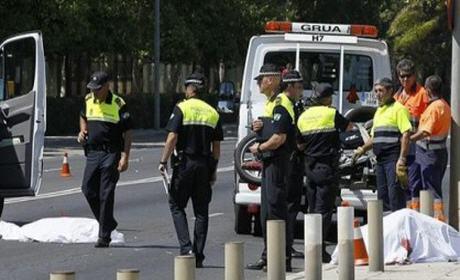 مقتل 2 مغاربة في حادثة سير خطيرة في إسبانيا