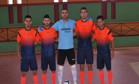 استدعاء الحميري ومزياني لاعبا نجم مداغ بركان لكرة القدم المصغرة للدخول في تربص رفقة المنتخب المغربي