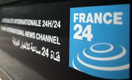 """""""بلاغ"""" طاقم صحفي """"فرانس 24″ كان يصور برنامج  بطريقة سرية في فيلا بالرباط"""