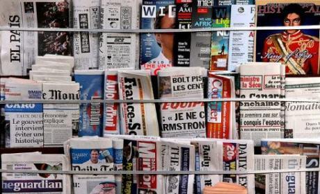 هذه هي الصحف والمجلات الفرنسية الممنوعة من دخول المغرب بسبب نشرها لرسوم مسيئة للاسلام