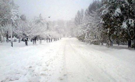 """أمطار و ثلوج وانخفاض في درجات الحرارة طيلة الأسبوع """" وجدو راسكم.. البرد والشتا والثلج"""""""