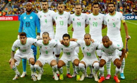 الكاف تعاقب الجزائر وتحرمها من المشاركة في كأس إفريقيا لكرة القدم