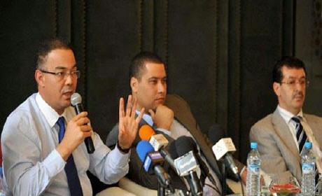 انشقاق داخل المكتب التنفيذي الجامعة الملكية المغربية لكرة القدم