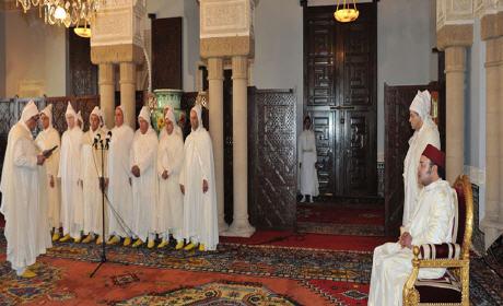 """خبرعاجل..""""بلاغ"""" الملك محمد السادس يعين الولاة و العمّال الجدد"""