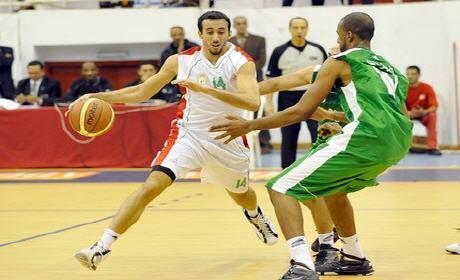 المنتخب المغربي لكرة السلة يحجز مكانا له بكأس إفريقيا لتونس