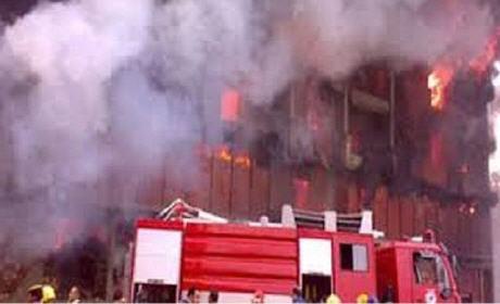 عاجل: حريق بقسم العظام بمستشفى الفرابي بوجدة