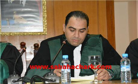 تنصيب رشيد عماري رئيسا للمحكمة الابتدائية ببركان خلفا للحبيب الإدريسي السغروشني