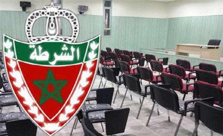 المديرية العامة للأمن الوطني تتعزز بمؤسسة جديدة بوجدة  لتكوين المتدربين في حراس الأمن