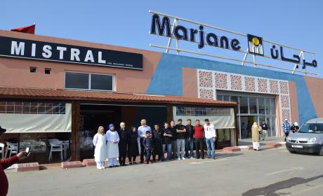 الجديد ببركان … افتتاح مقهى ومطعم ميسترال بمرجان
