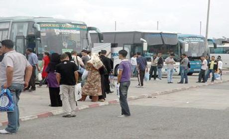 ارتفاع تذكرة بعض حافلات نقل المسافرين المتوجهة من بركان إلى وجدة يخلف غضبا في وسط الطلبة
