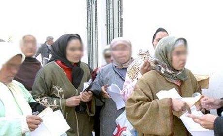 عدد طلبات دعم النساء الأرامل في وضعية هشة بلغ إلى حدود اليوم 6 آلاف طلب