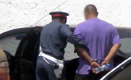 عناصر الدرك الملكي بأحفير اعتقال «المشرملين» المتهمين بزرع الرعب بفزوان