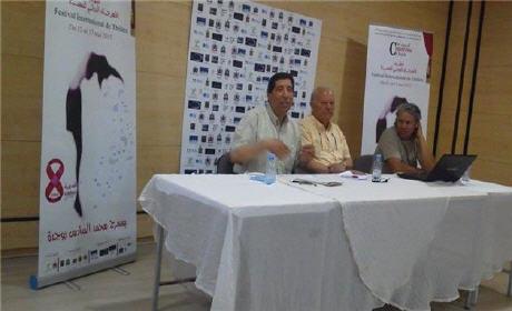 اليوم الخامس من المهرجان الدولي للمسرح بوجدة