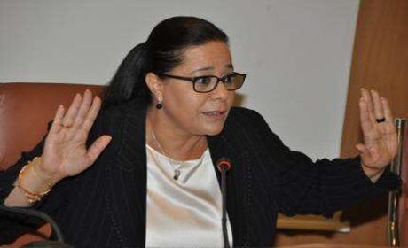 البركانية مريم بنصالح شقرون رئيسة الاتحاد العام لمقاولات المغرب .. على رأس الباطرونا لولاية ثانية