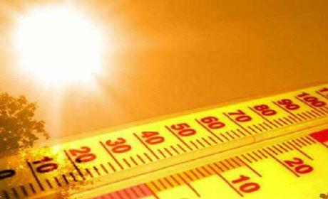 ارتفاع في درجات الحرارة غدا الاربعاء وستصل الى 45 درجة