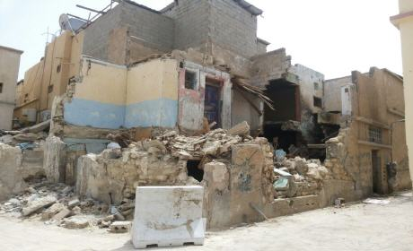 حوالي 600 منزل آيل للسقوط يهدد حياة المواطنين في وجدة