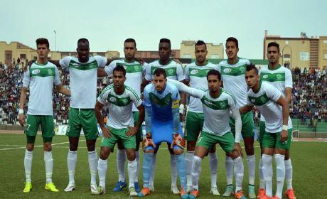 الجماعة الحضرية لمدينة وجدة تحتفل بصعود فريق المولودية الوجدية
