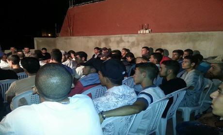 الجمع العام للجمعية الرياضية سيدي سليمان شراعة لكرة القدم يثير جدلا واسعا بين الأنصار والمحبين