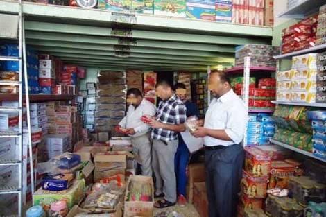 حصيلة مراقبة جودة و الأسعار المواد الغذائية خلال الأسبوع الأول من شهر رمضان بإقليم بركان