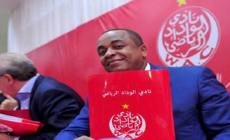 انتخاب سعيد الناصيري رئيساً للعصبة الاحترافية لكرة القدم الاحترافية