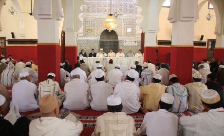 الملتقى السنوي الرابع لأهل القرآن الكريم ببركان