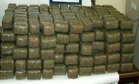 استنفار بالناظور بعد حجز 6 أطنان من المخدرات