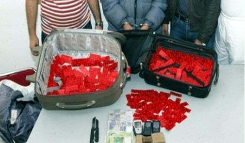 "إيقاف بوجدة شخص بحوزته 6580 قرصا مخدرا من نوع ""ريفوتريل"""