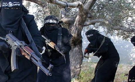 """""""بلاغ"""" تفكيك خلية كانت تعد لقتل مسؤولين مغاربة بتنسيق مع """"نسوة"""" التحقن ب""""داعش"""""""