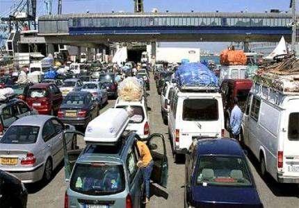 أزيد من مليون و 48 ألف عدد مغاربة العالم الوافدين على أرض الوطن