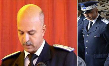 إلحاق رئيس المنطقة الأمنية بالسعيدية عبد الحميد عابد بالإدارة المركزية وتعويضه بنور الدين بختاوي خلفا له