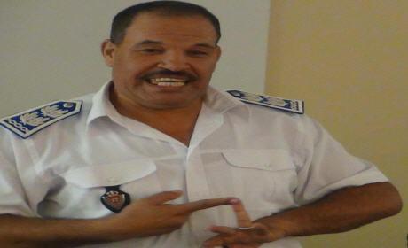 رابح الداودي عميدا للشرطة ببركان