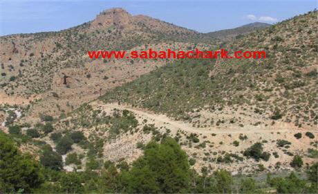 تغاسروت منطقة جبلية سياحية طالها النسيان