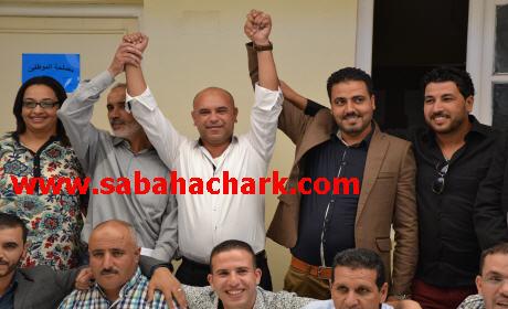 مبروك لمريني رئيسا لبلدية سيدي سليمان شراعة … وهذا هو المكتب المسير لها