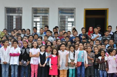 6 ملايين و 882 ألف تلميذا وتلميذة يلتحقون بالمؤسسات التعليمية