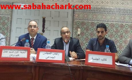 محمد الإبراهيمي رئيسا لبلدية بركان … وهؤلاء هم أعضاء المكتب المسير لها