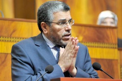 مصطفى الرميد يقدم استقالته من مهامه الوزارية بسبب سوء وضعه الصحي