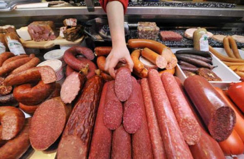 """منظمة الصحة العالمية تعلن """"اللحوم المصنعة"""" من مسببات السرطان"""
