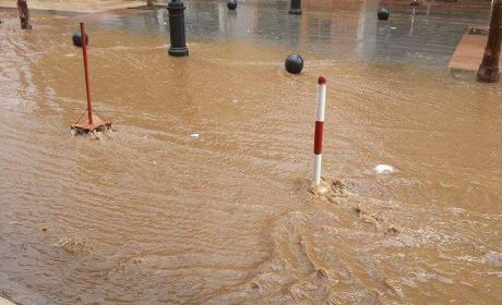الأمطار تفضح هشاشة البنية التحتية لمدينة بركان