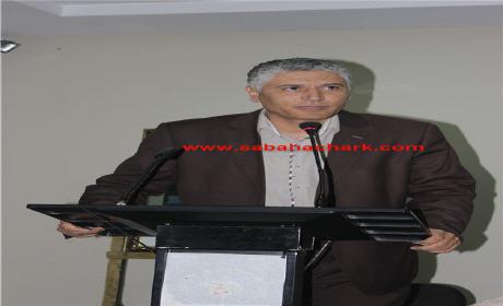 مصطفى الجدايني رئيسا لفريق الاتحاد الرياضي سيدي سليمان بركان لكرة السلة